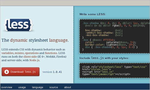 Javascript-175 in Useful JavaScript and jQuery Tools, Libraries, Plugins