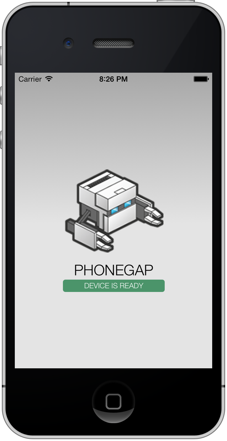 phonegap-demo-app
