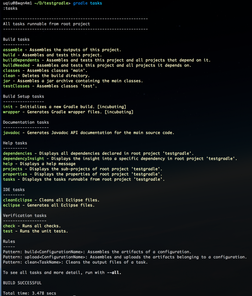 gradle_tasks