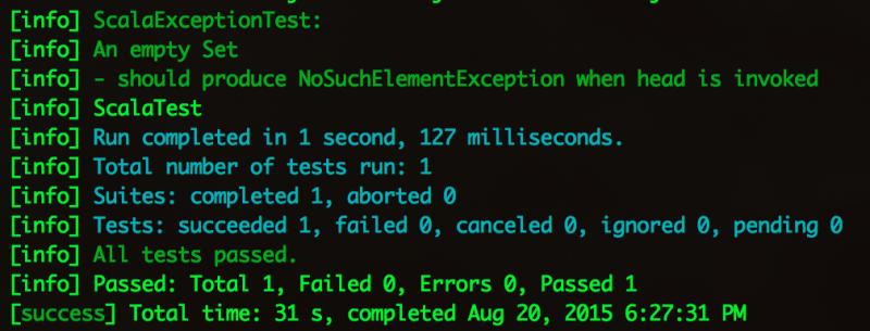 scala-intercept